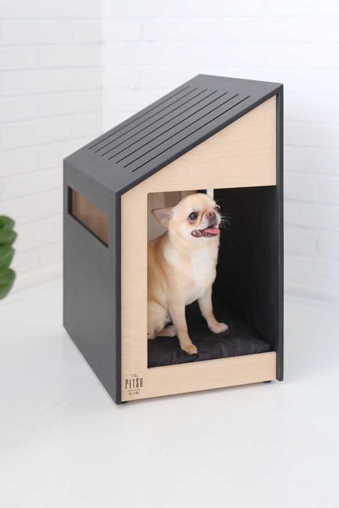 Design e conforto para formar uma casinha moderna e charmosa