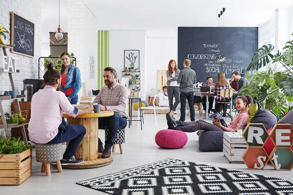 What is the difference between coliving and republic?