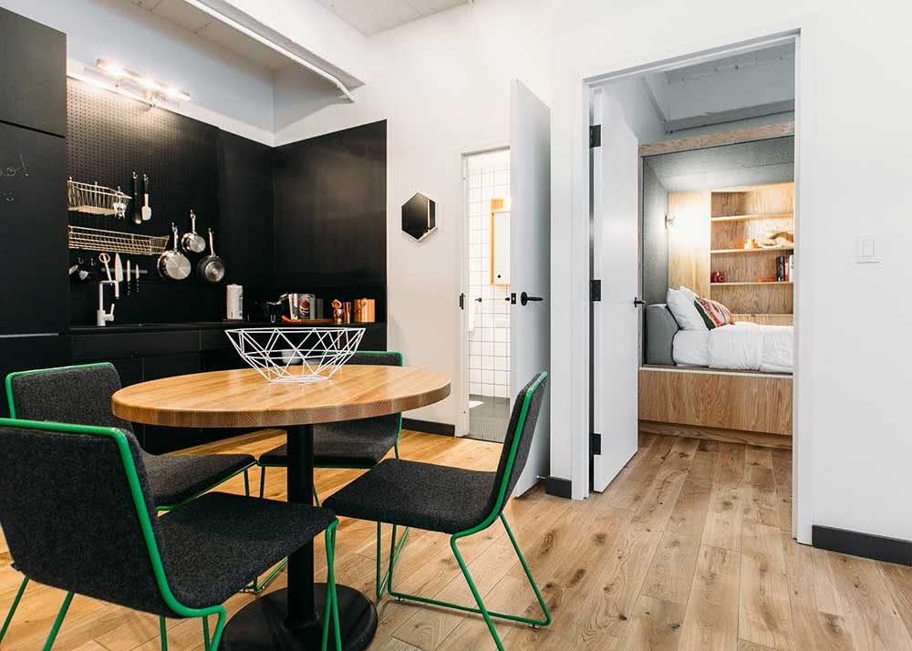 What are the advantages and disadvantages of coliving?