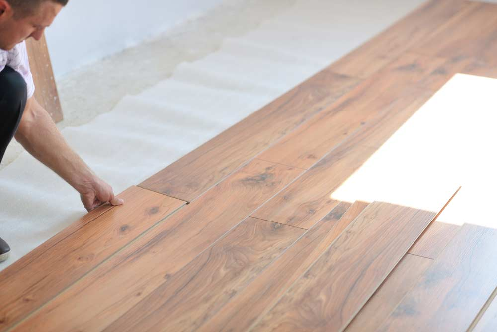 How to put laminate flooring: before you start