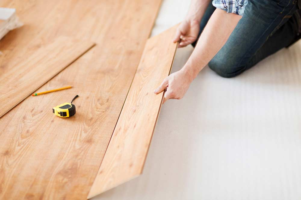 Essential tips for laying laminate flooring