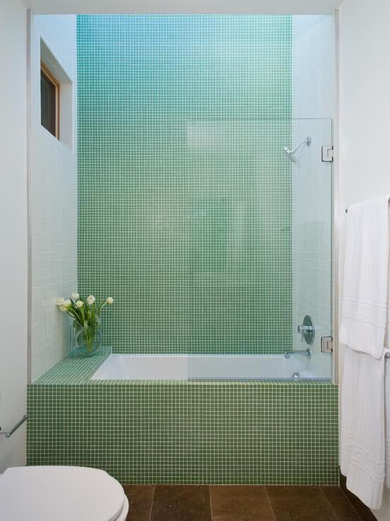 Bathtub in box with tablets