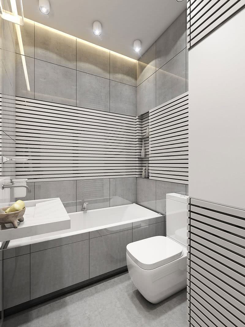 The detail of the joinery made all the difference in the bathroom design