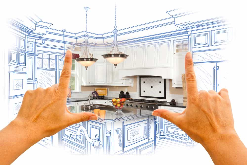 How to renovate kitchen with little money