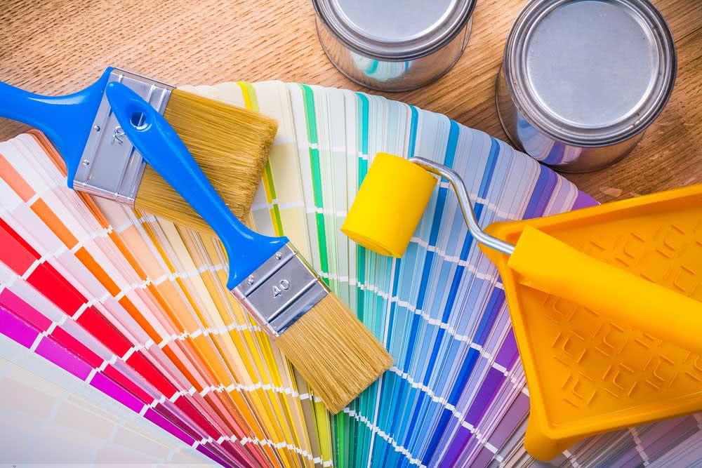 Classification of paints