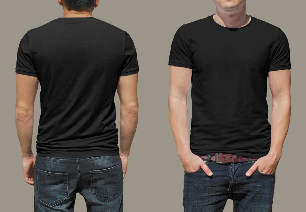 How to dye black clothes