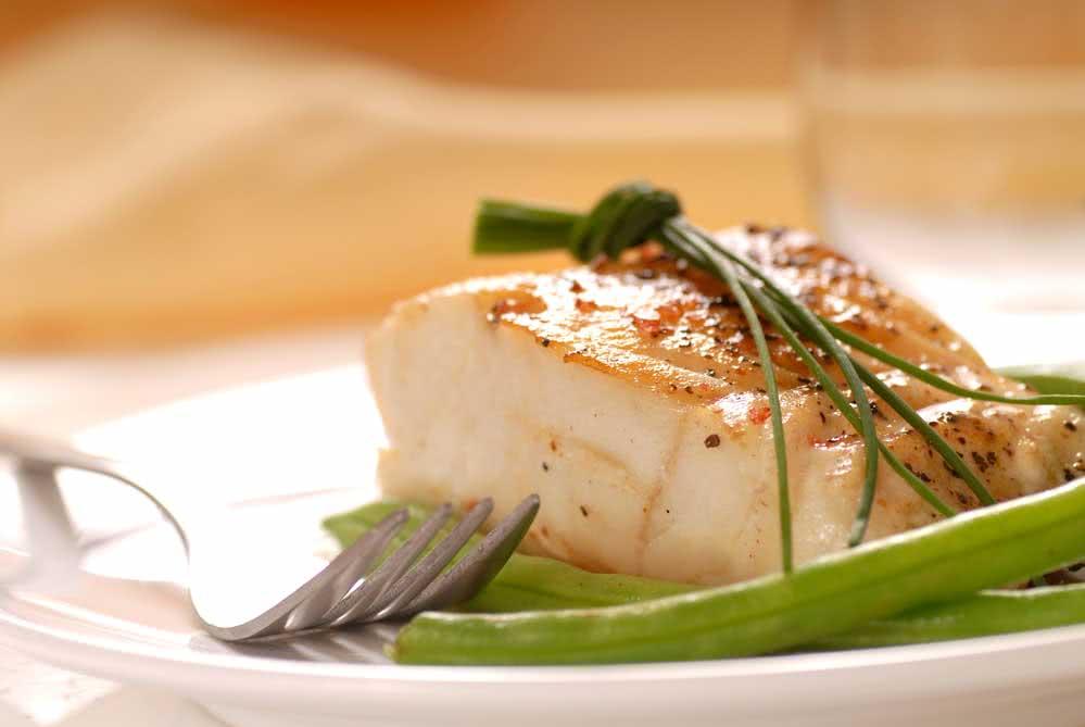 How to desalt cod