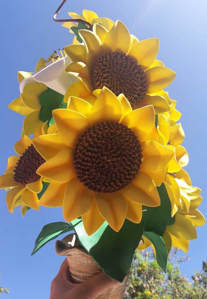 Sunflower to celebrate special days!