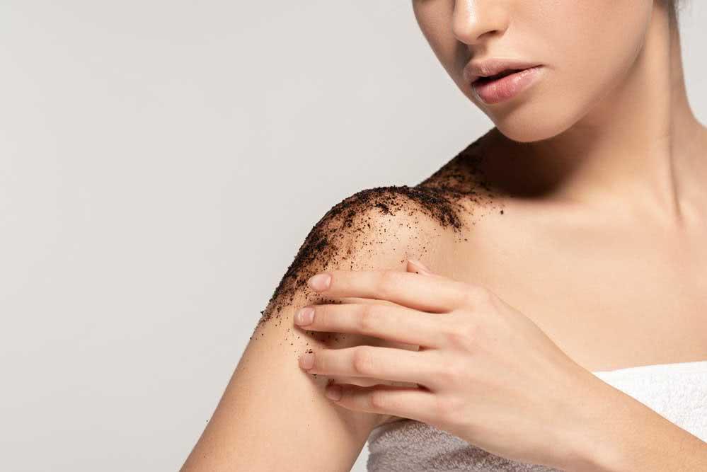 Exfoliation for skin
