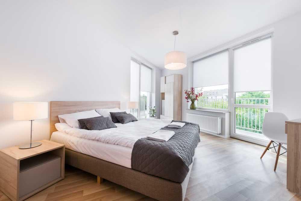 Sodium bicarbonate in bedrooms